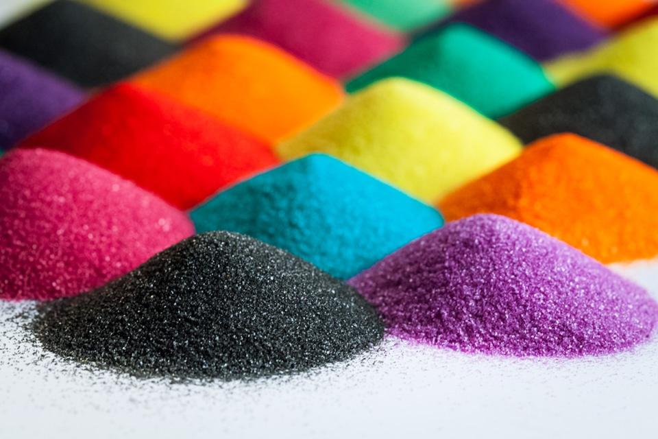цвет кварцевого песка