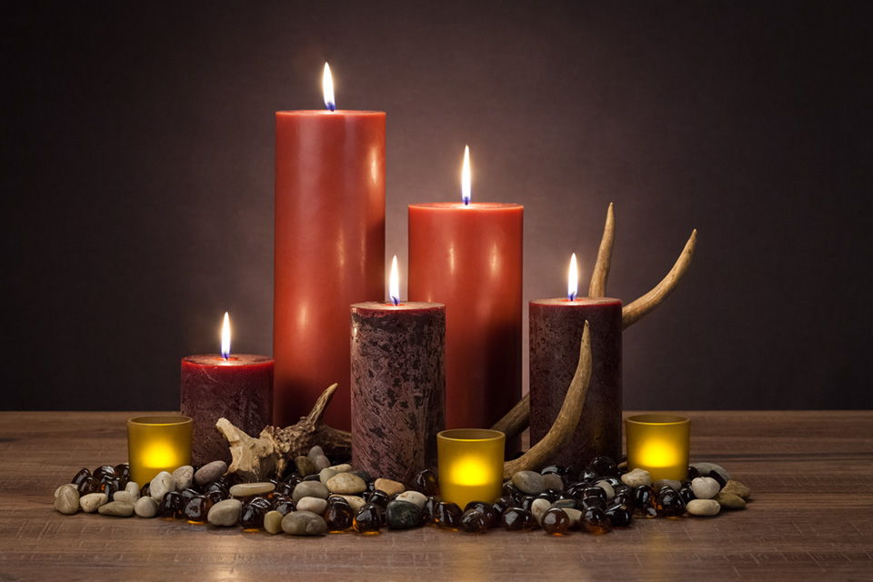 Call Of The Wild Hunting Diy Centerpiece