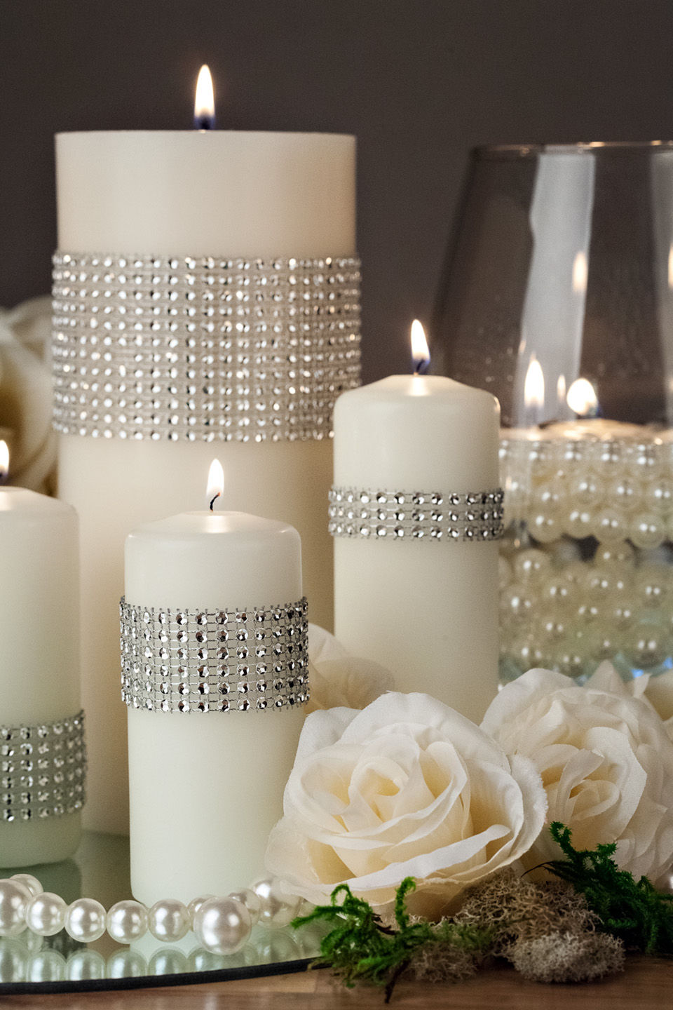1920s Theme Centerpiece Decor Ideas
