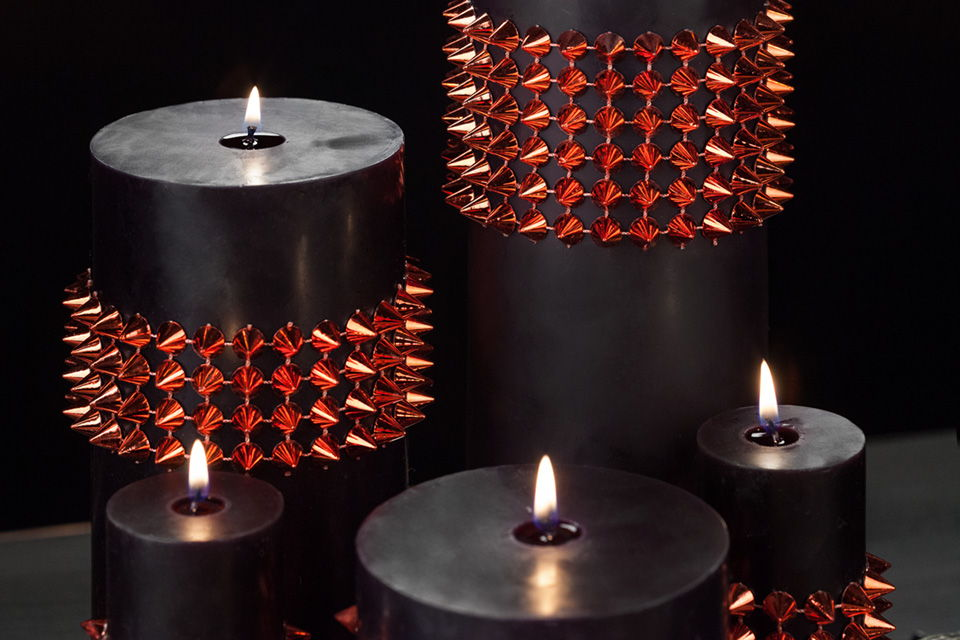 Gothic Candles Decor Ideas