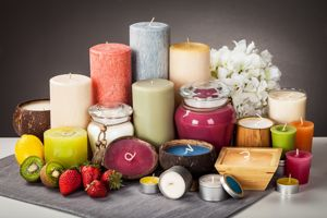 Candles citronella candles aromatherapy candles emergency candles