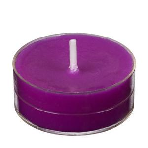 Purple Tea Lights