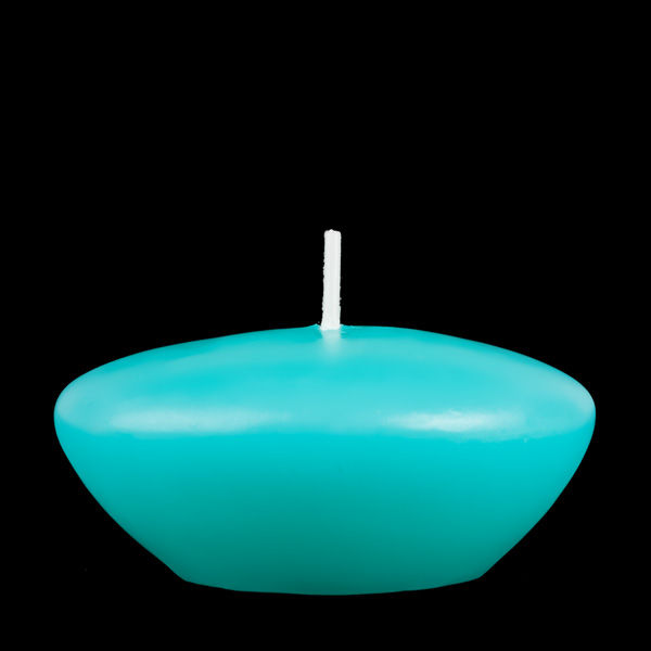 Inch Turquoise Floating Candles