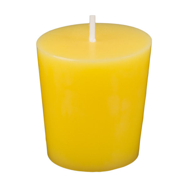 Yellow Votive Candles