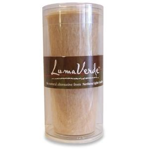 LumaVerde Votive Refill Twin Pack - Sandalwood Spice