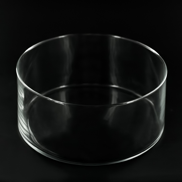 libbey 10 inch selene serving bowl glass floating candle bowl