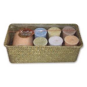 LumaVerde Medium Sampler Giftset - Patchouli