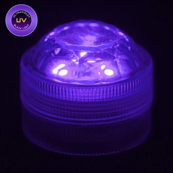 Uv Black Light Submersible Triple Led Light