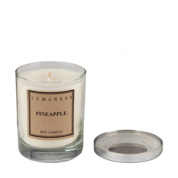 Pineapple Cilantro Fragrance - Tropical pineapple. Herbaceous cilantro. Inviting vanilla. Best Value with up to hours of fragrance per candle. Strongest Scents on the market as our candles are fully scented from top to bottom to promote consistent room-filling fragrance/5(2).