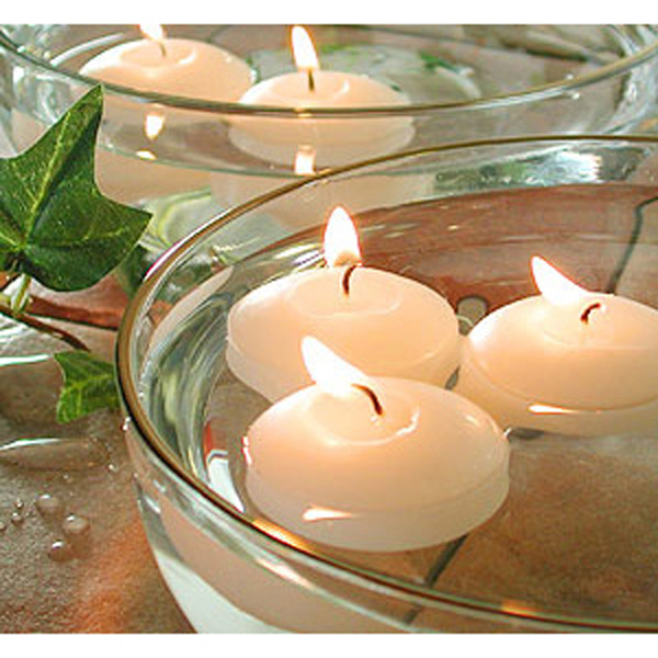 1.75 Inch Floating Candle