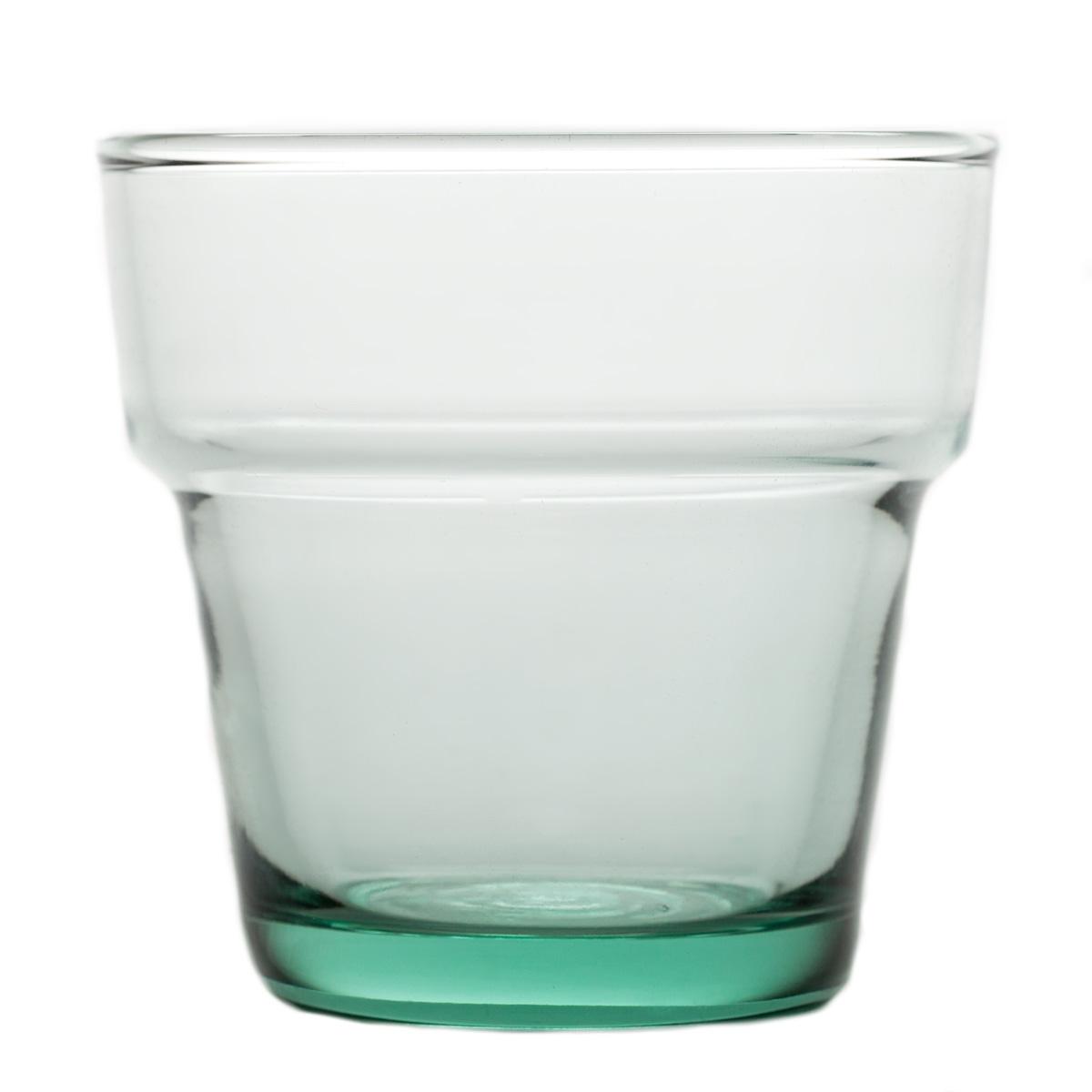 Flower Pot Votive Cup Clear