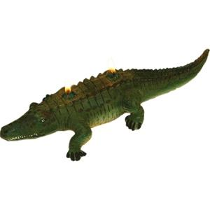 Floating Alligator Candle- Everglades Alligator Candle Floater