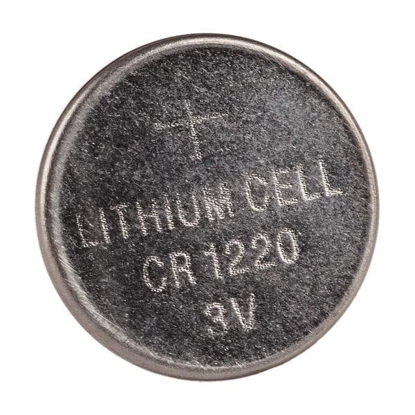 High End Batteries Model Cr1220 3 Volts Lithium Button
