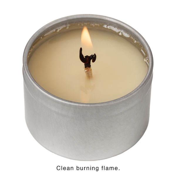 Ergo Tangerine Soy Candle 2 oz Travel Tin