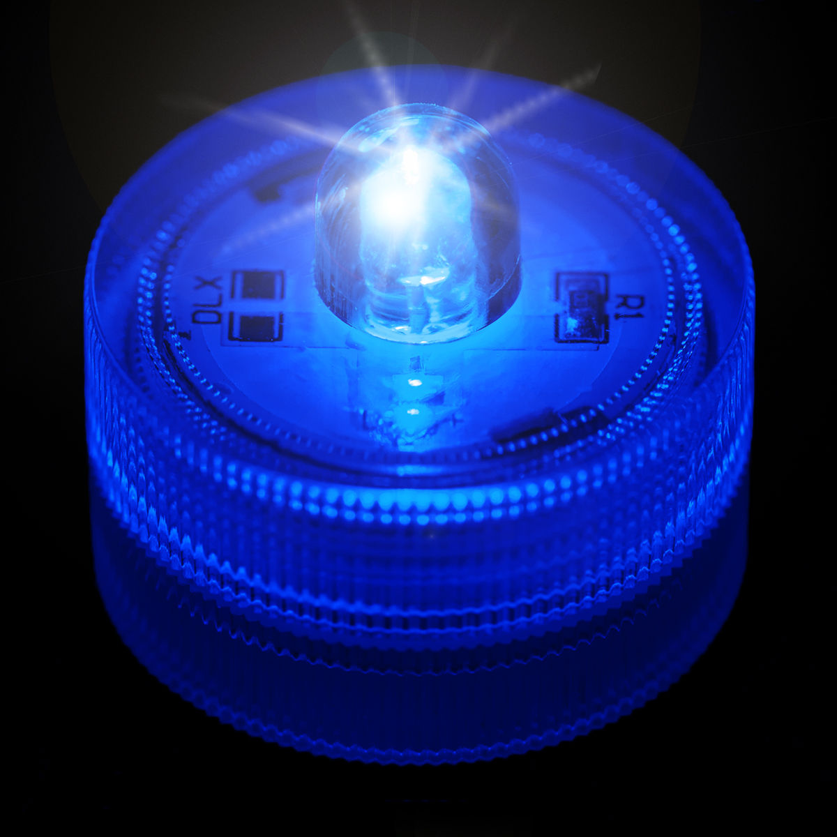Blue Submersible LED Light