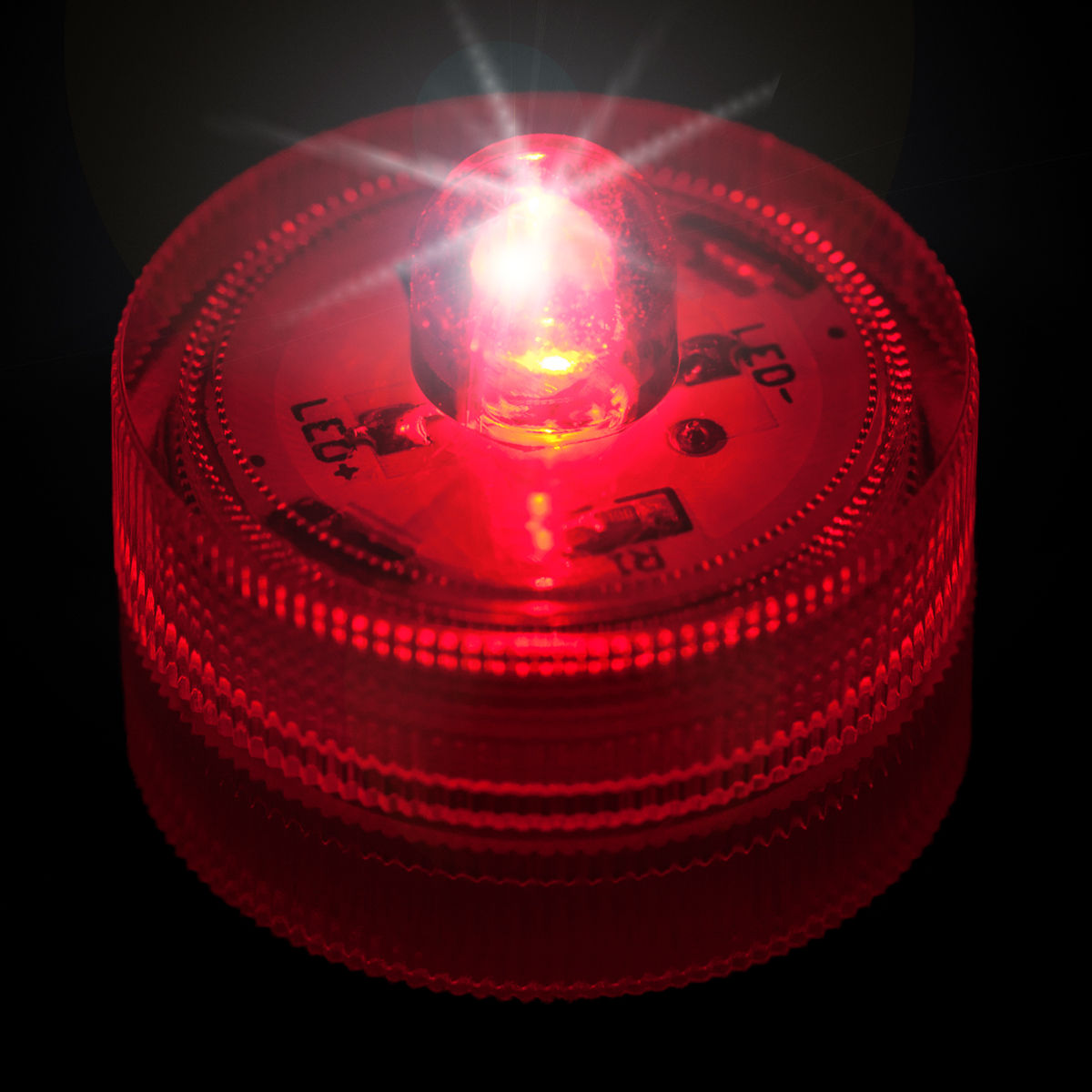 Red Submersible LED Light