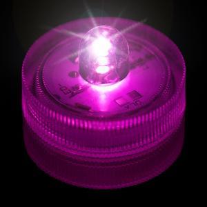 pink submersible led light. Black Bedroom Furniture Sets. Home Design Ideas