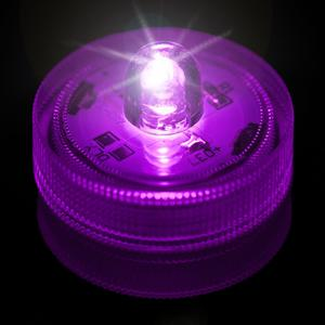 Purple Submersible LED Light