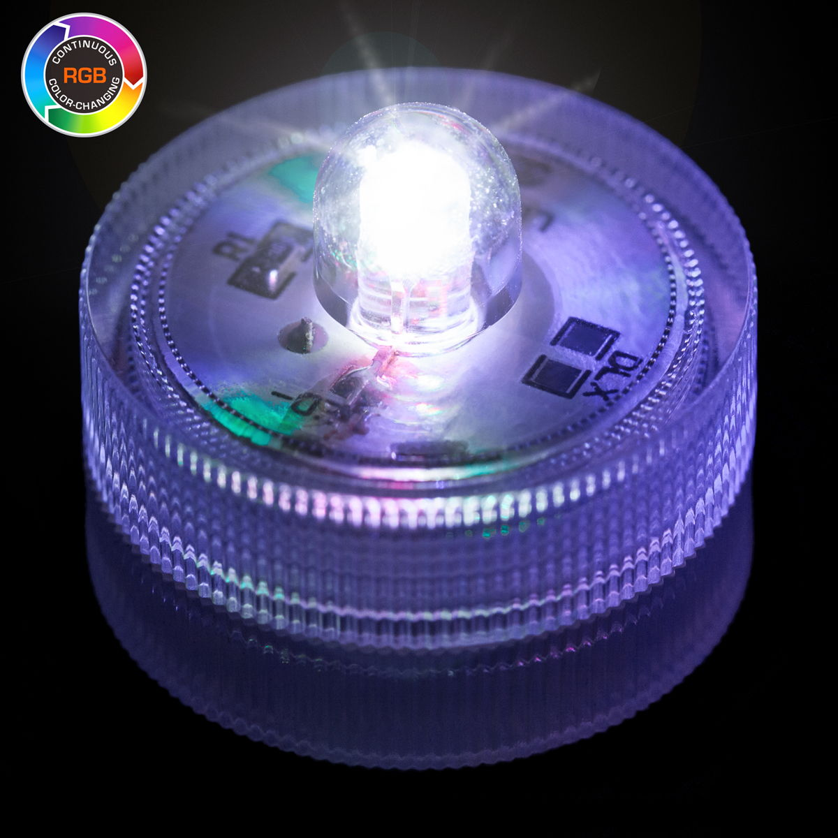 RGB Color Changing Submersible LED Light