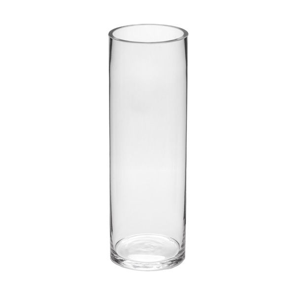 4x12 Inch Gl Vase Cylinder Gl Vase X on silver vases, 4x4 vases, red vases, black vases, white vases, blue vases, tall frosted vases,