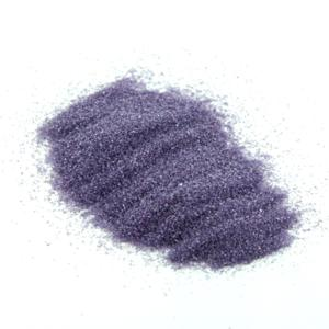 Decorative Purple Colored Sand