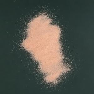 Decorative Salmon Colored Sand - 1 Pound Bag